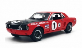 FORD Mustang Coupe #1 Trans Am Winner 24h Daytona (1968)