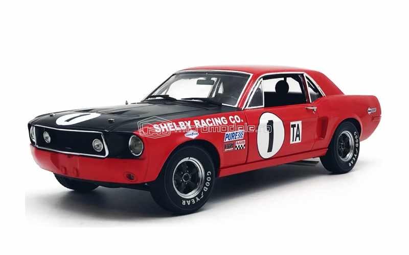 FORD Mustang Coupe #1 Trans Am Winner 24h Daytona (1968)