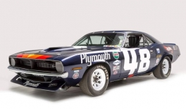 PLYMOUTH Trans Am Barracuda #48 Dan Gurney (1970)