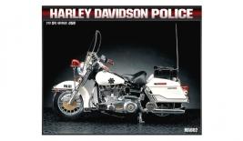 HARLEY DAVIDSON Police bike - KIT plastic