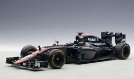 McLAREN MP4-30 F1 (2015) Alonso - Barcelona, Spain