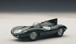 JAGUAR D-Type LeMans (1955)