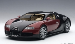 BUGATTI EB 16.4 Veyron (2006) Production Car #001
