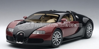 BUGATTI EB 16.4 Veyron (2006) Production Car #001