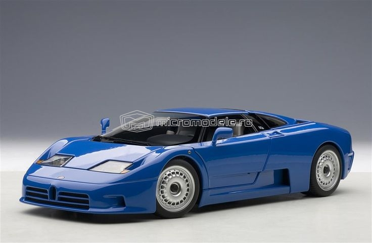 BUGATTI EB110 GT (1991)