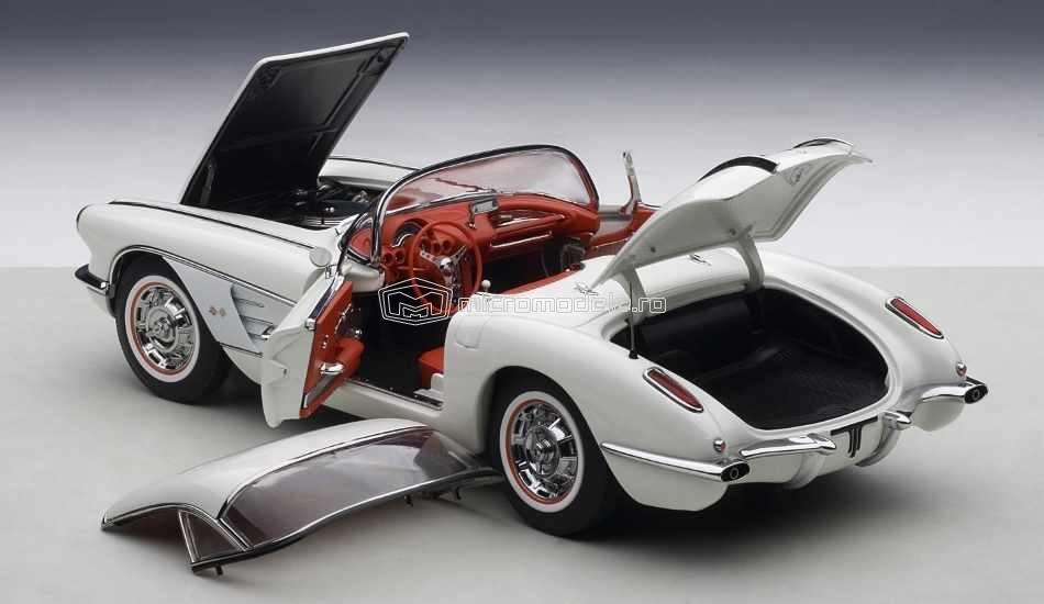 CHEVROLET Corvette C1 (1958)