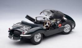 JAGUAR XK-SS Steve McQueen (1956)