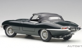 JAGUAR E-Type Roadster Series I 3.8 (1961)