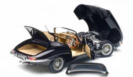 JAGUAR E-Type Roadster Series I 3.8 (1961)