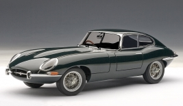 JAGUAR E-Type Coupe Series I 3.8 (1961)