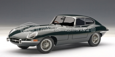JAGUAR E-Type Coupe Series I 3.8 (1961)