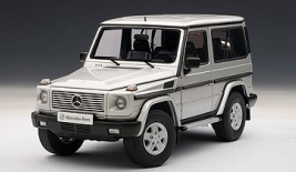 MERCEDES-BENZ G500 SWB (1998)