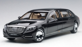 MERCEDES Maybach S 600 Pullman (2016)