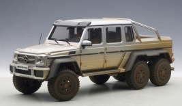MERCEDES BENZ G63 AMG 6x6 (2013)