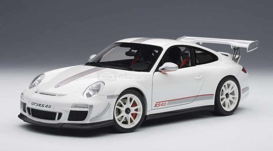 PORSCHE 911 (997) GT3 RS 4.0 (2011)