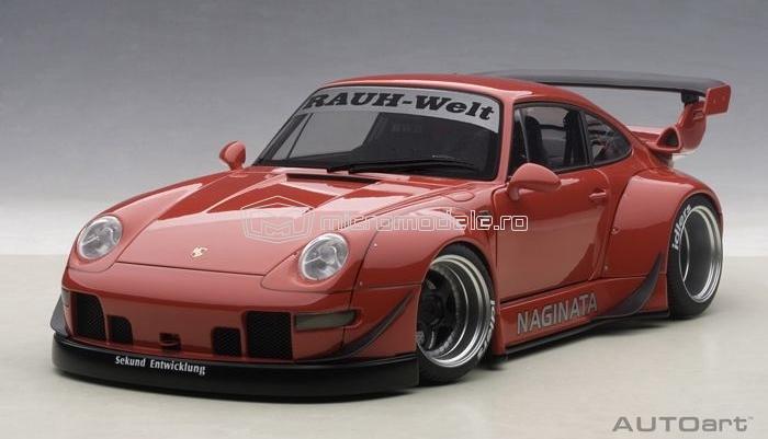 PORSCHE 993 RWB (1994)