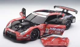 NISSAN GT-R Racing Super GT (2008)