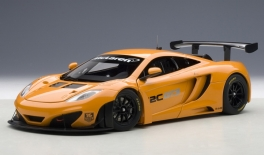 McLAREN MP4-12C GT3 Presentation Car (2011)