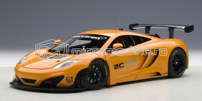 McLAREN MP4-12C GT3 Presentation Car (2011)
