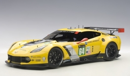 CHEVROLET Corvette C7R LeMans 24h GTLM Winner (2015)