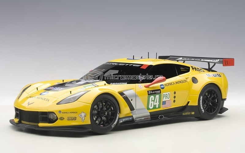 CHEVROLET Corvette C7R LeMans 24h GTLM Winner (2015)