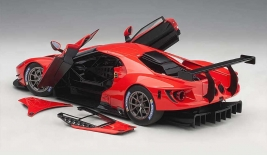 FORD GT LM Plain Body Version (2018)