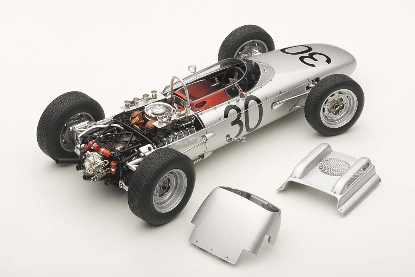 PORSCHE 804 F1 #30 (1962)