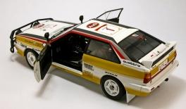 AUDI Quattro LWB A2 Rally (1984)
