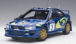 SUBARU Impreza WRC (1997) Rally Safari McRae Grist #3