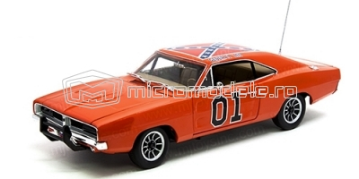 DODGE Charger (1969) Dukes of Hazard - General Lee