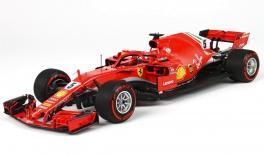 FERRARI F1 SF71-H GP Canada #5 Vettel Winner (2018)