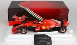 FERRARI F1 SF71-H GP Belgium #5 Winner Vettel (2018)