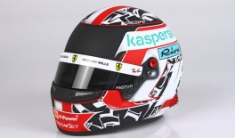 Casca Charles LECLERC sezon F1 (2021)