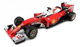 FERRARI F1 SF16-H #5 Sebastian Vettel (2016)