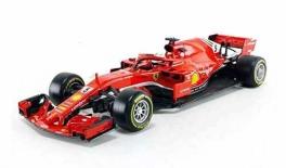 FERRARI F1 SF71H #7 Kimi Raikkonen (2018)