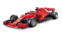 FERRARI F1 SF71H #5 Sebastian Vettel (2018)