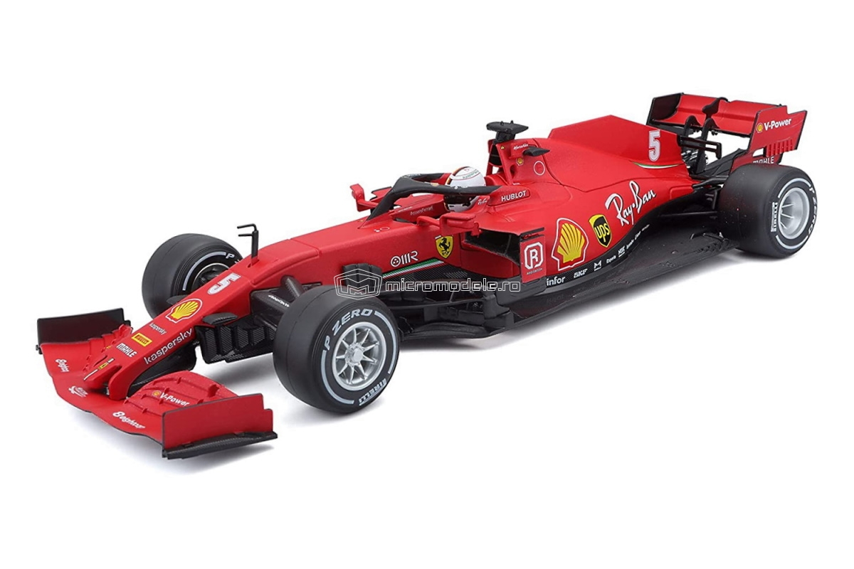 FERRARI F1 SF1000 (2020) Vettel, Austrian GP #5