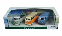 VOLKSWAGEN Microbus T1 set (1962)