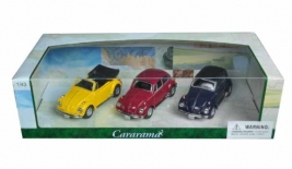 VOLKSWAGEN Beetle set (1972)