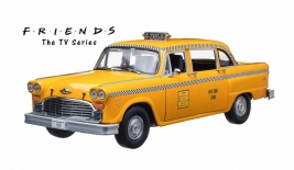 CHECKER TAXI serial TV Friends (1977)