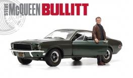 FORD Mustang GT Bullitt (1968)