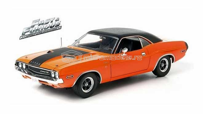 DODGE Challenger R/T 383 Magnum (1970) Fast & Furious II (2003)