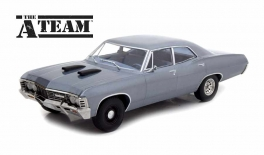 CHEVROLET Impala Sport Sedan (1967) Serial The A-Team (1983-1987)