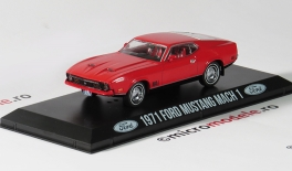 FORD MUSTANG MACH I (1971)