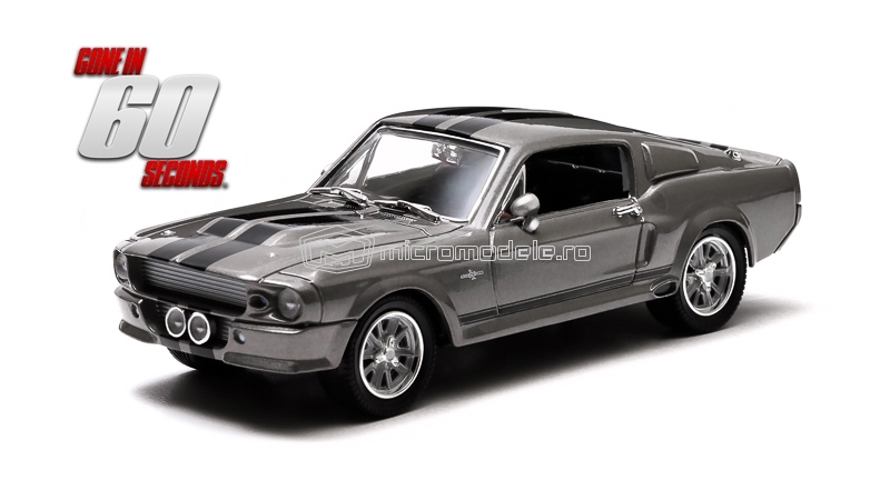 FORD Mustang (1967) - Eleanor, Gone in 60 seconds (2000)
