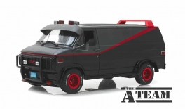 GMC Vandura Cargo Van (1983) Serial The A-Team (1983-1987)