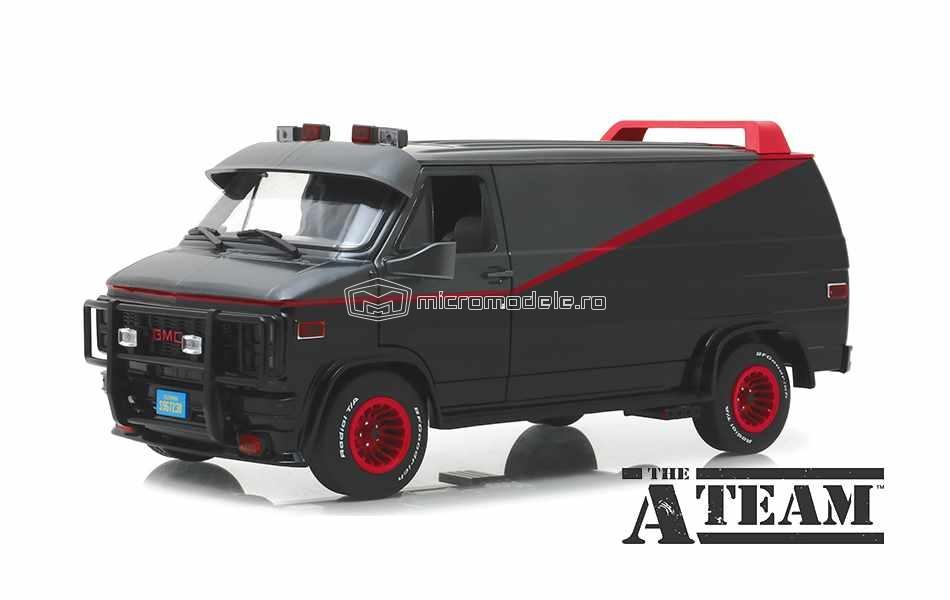GMC Vandura Cargo Van (1983) Serial The A-Team (1983-1987)