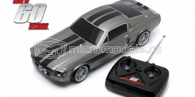 FORD Mustang 'Eleanor' Gone in 60 Seconds (2000) - Radio control