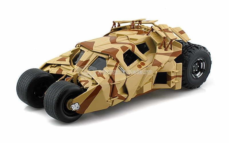 BATMAN Batmobil Tumbler THE DARK KNIGHT RISES (2012)