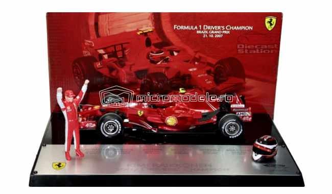 FERRARI F1 Kimi Raikkonen (2007)